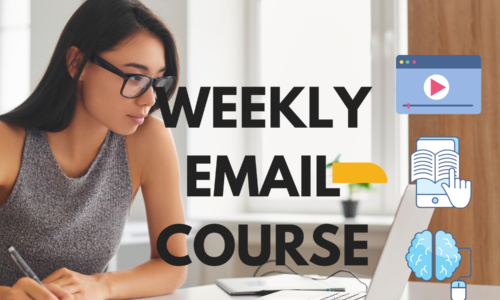 Weekly Email Course